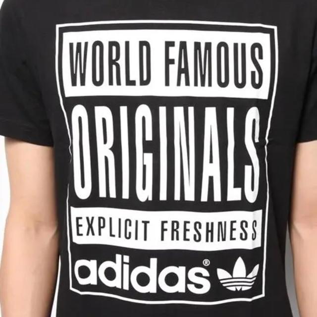 adidas(アディダス)のアディダス adidas アディダスオリジナルス  Tシャツ 男女問わず着れます メンズのトップス(Tシャツ/カットソー(半袖/袖なし))の商品写真