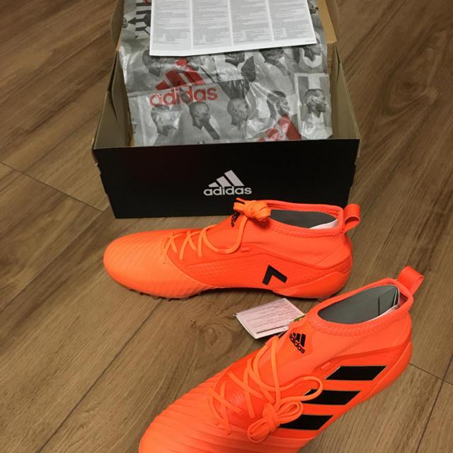 adidas(アディダス)のACE 17.2 25.5cm HG 新品未使用 スポーツ/アウトドアのサッカー/フットサル(シューズ)の商品写真