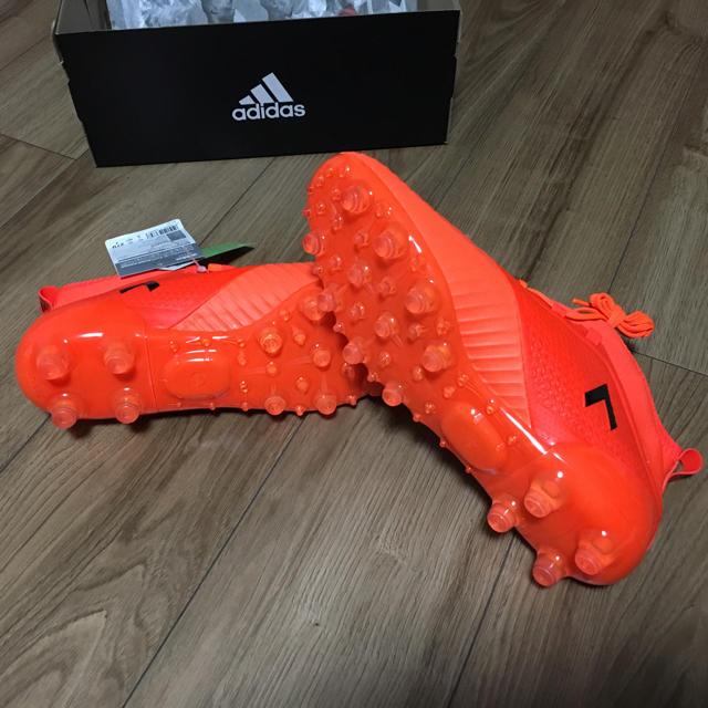 adidas(アディダス)のACE 17.2 26.5cm HG  スポーツ/アウトドアのサッカー/フットサル(シューズ)の商品写真