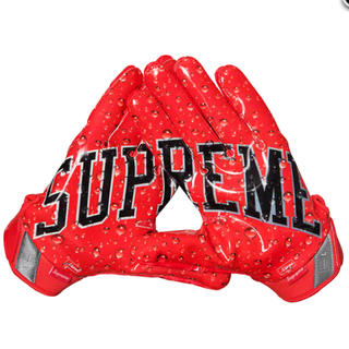 シュプリーム(Supreme)のSupreme/NikeVaporJet4.0 Football Gloves (手袋)