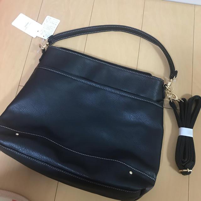 しまむら(シマムラ)の新品タグ付き ショルダーバック しまむら レディースのバッグ(ショルダーバッグ)の商品写真