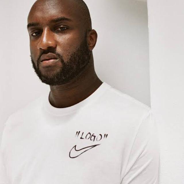 NIKE(ナイキ)のVirgil x nike メンズのトップス(Tシャツ/カットソー(半袖/袖なし))の商品写真