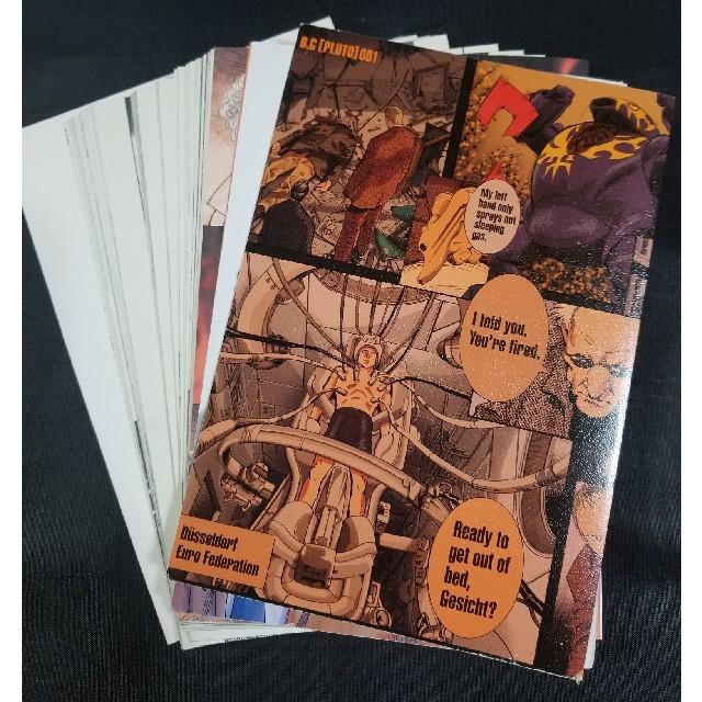 【裁断済】PLUTO 全巻セット エンタメ/ホビーの漫画(全巻セット)の商品写真