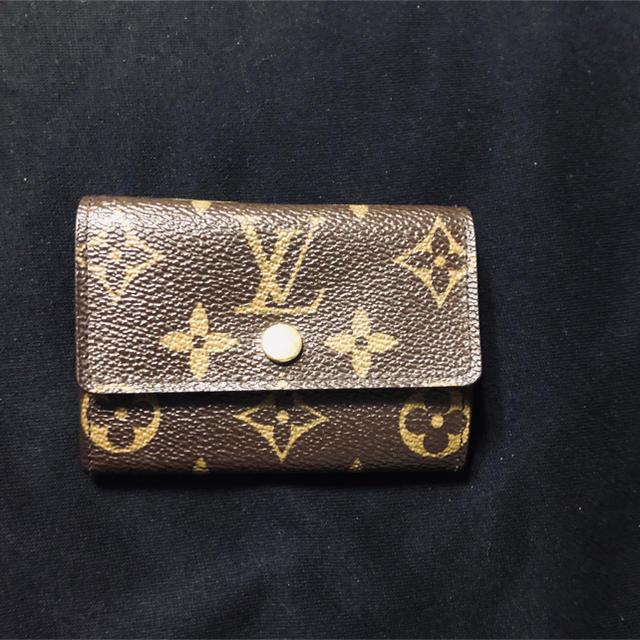 LOUIS VUITTON(ルイヴィトン)のLOUIS VUITTON コインケース メンズのファッション小物(コインケース/小銭入れ)の商品写真