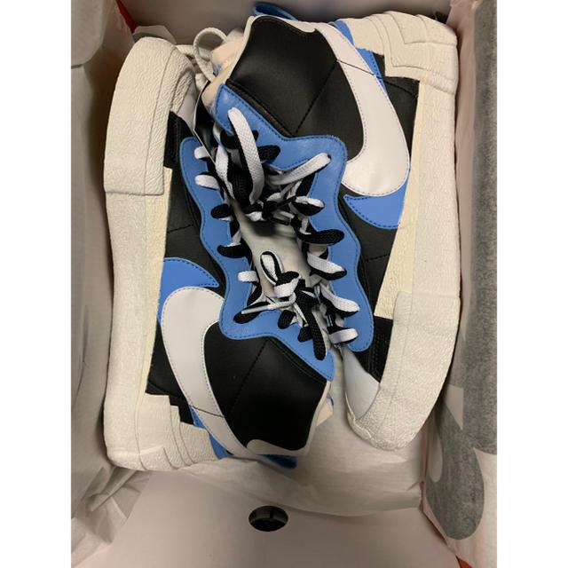 NIKE(ナイキ)のNIKE ブレザーMID SACAI メンズの靴/シューズ(スニーカー)の商品写真