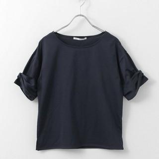 ドアーズ(DOORS / URBAN RESEARCH)の【DOOR/SURBAN RESEARCH】異素材スリーブTシャツ(Tシャツ(半袖/袖なし))