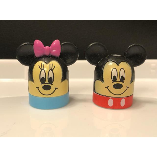 入浴剤 びっくらたまご ミッキー ミニー 2個セット エンタメ/ホビーのおもちゃ/ぬいぐるみ(キャラクターグッズ)の商品写真