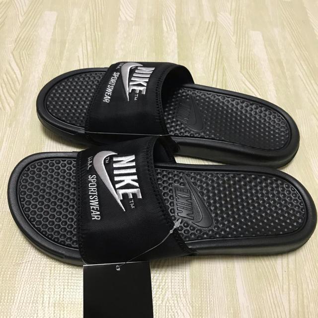 NIKE(ナイキ)の 28cm  【新品】NIKE ベナッシ  サンダル USA メンズの靴/シューズ(サンダル)の商品写真