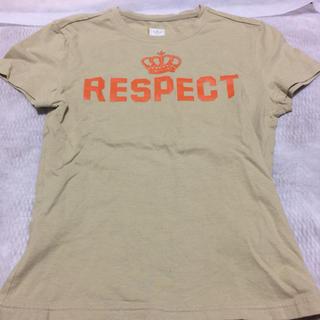 アディダス(adidas)のadidasoriginals ★リスペクトミーTシャツ(Tシャツ/カットソー(半袖/袖なし))