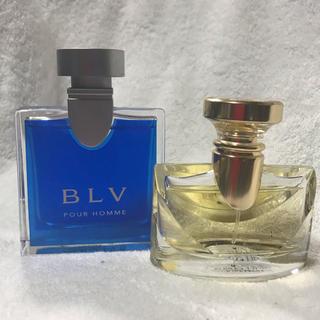 ブルガリ(BVLGARI)の送込❤️ブルガリ香水❤️2点セット❤️残たっぷり❤️(香水(男性用))
