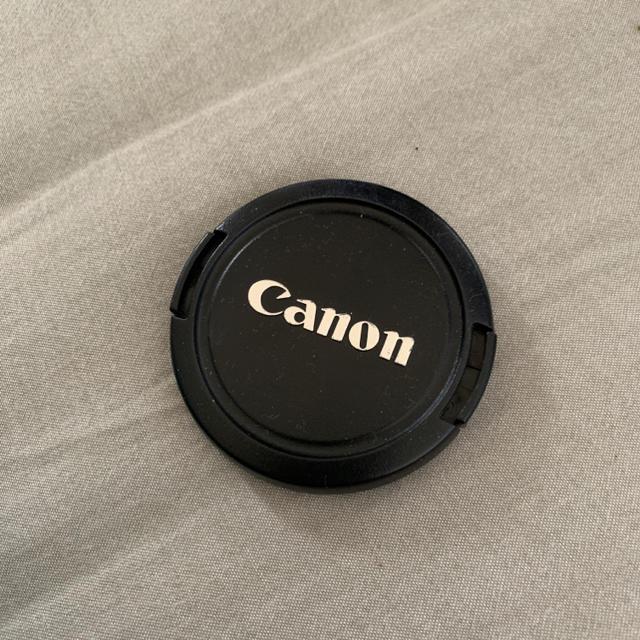 Canon(キヤノン)のCanon キヤノン レンズキャップ 58mm 中古品 スマホ/家電/カメラのカメラ(レンズ(単焦点))の商品写真