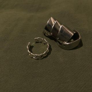 アンユーズド(UNUSED)のフランク様専用(リング(指輪))