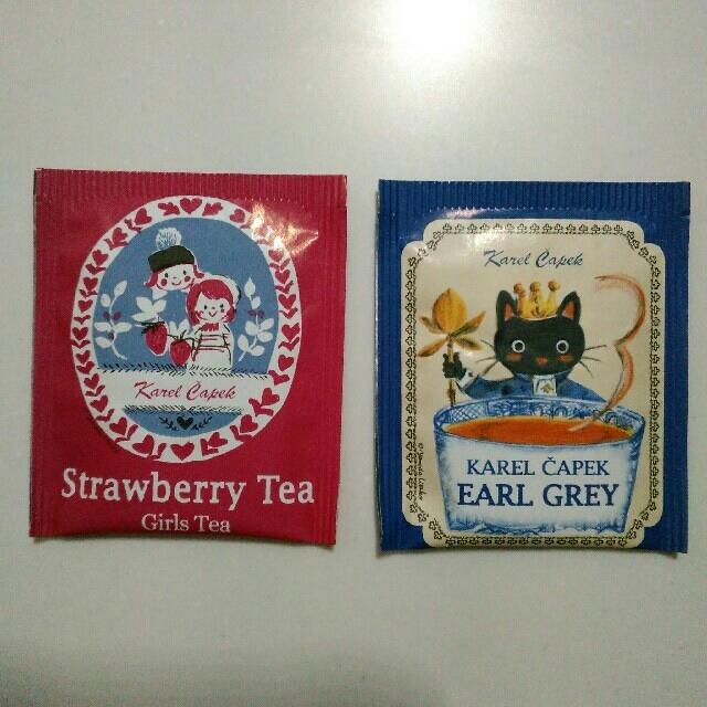 カレルチャペック 紅茶 SEティーバッグ 10P 食品/飲料/酒の飲料(茶)の商品写真