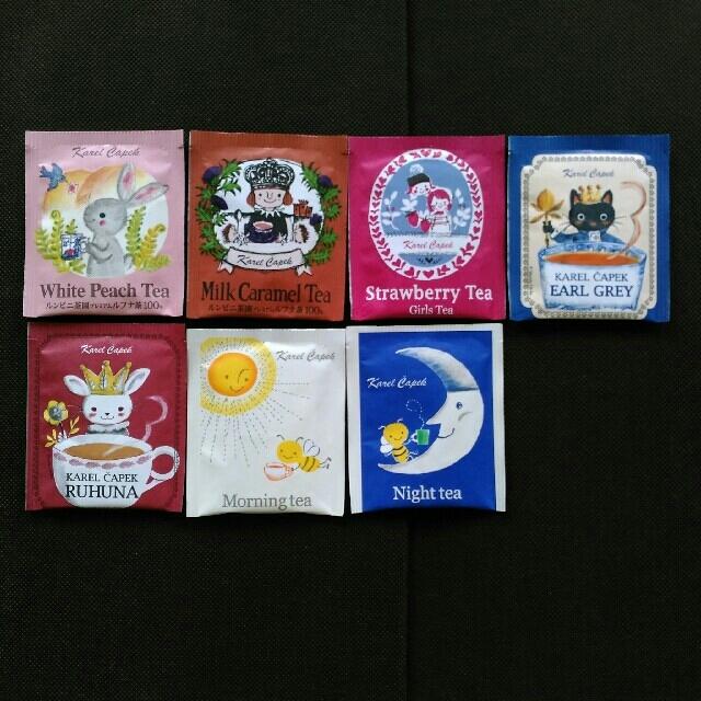 カレルチャペック 紅茶 ティーバッグ 35P 食品/飲料/酒の飲料(茶)の商品写真