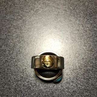 ゴローズ(goro's)のゴローズ 金メタルリング(リング(指輪))