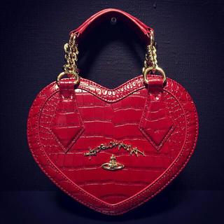 ヴィヴィアンウエストウッド(Vivienne Westwood)の新品未使用 VivienneWestwood ANGLOMANIA ハートバッグ(ハンドバッグ)