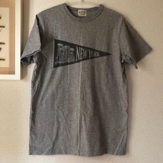 コーエン(coen)のcoen 半袖 Tシャツ Mサイズ メンズ グレー(Tシャツ/カットソー(半袖/袖なし))
