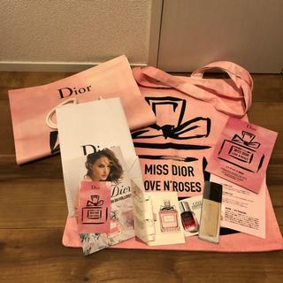 ディオール(Dior)の限定値下げ!ミスディオール 展覧会(トートバッグ)