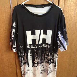 ヘリーハンセン(HELLY HANSEN)のヘリーハンセン  Tシャツ XXLサイズ(Tシャツ/カットソー(半袖/袖なし))