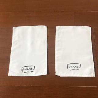 シャネル(CHANEL)のシャネル バッグ用お手入れクロス と お手入れ説明書き 非売品(その他)