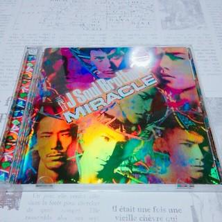 サンダイメジェイソウルブラザーズ(三代目 J Soul Brothers)のMIRACLE(ポップス/ロック(邦楽))