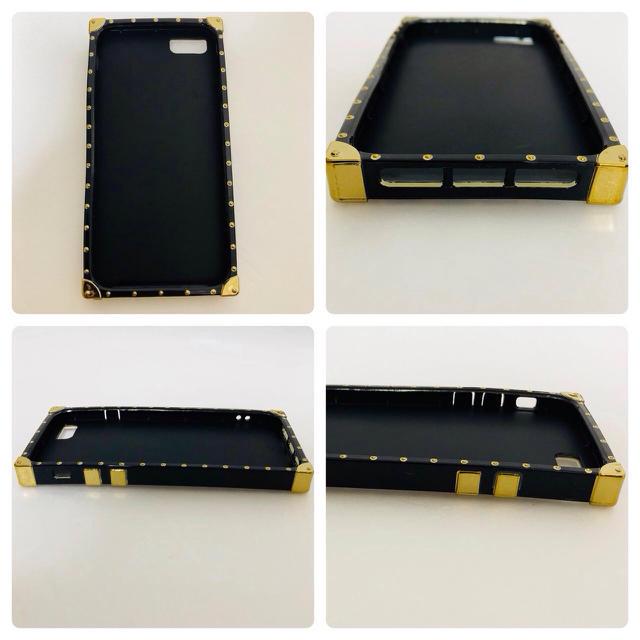 トランクケース トランク型 iPhoneケース 即日発送! スマホ/家電/カメラのスマホアクセサリー(iPhoneケース)の商品写真