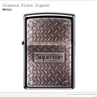 シュプリーム(Supreme)のsupreme zippo  19ss(タバコグッズ)