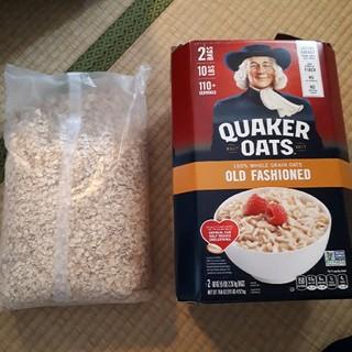 マイプロテイン(MYPROTEIN)のクエーカー オートミール 一袋(米/穀物)