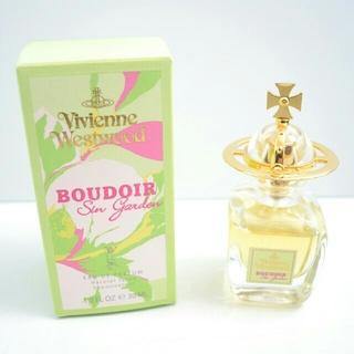 ヴィヴィアンウエストウッド(Vivienne Westwood)の最終セール ヴィヴィアンウエストウッド ブドワール シンガーデン 30ml 8割(香水(女性用))