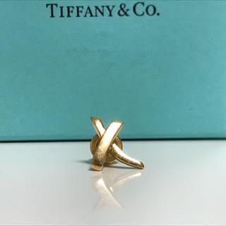 ティファニー(Tiffany & Co.)の18K ティファニー ネクタイピン タイピン タイタック パロマピカソ ブローチ(ネクタイピン)
