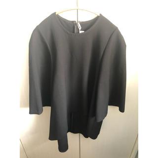 エンフォルド(ENFOLD)の新品 未使用 エンフォルド ベルスリーブプルオーバー(シャツ/ブラウス(半袖/袖なし))