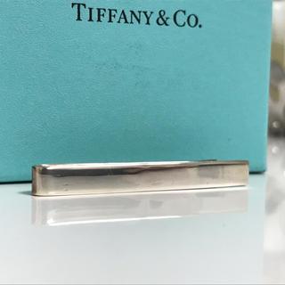 Tiffany & Co. - ティファニー プレーン ネクタイピン タイピン タイバー