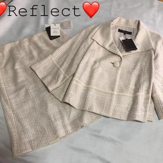 リフレクト(ReFLEcT)のReflect リフレクト ツイードスーツ(スーツ)