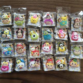 24個♡ディズニーツムツム サンダルバッチ(キャラクターグッズ)