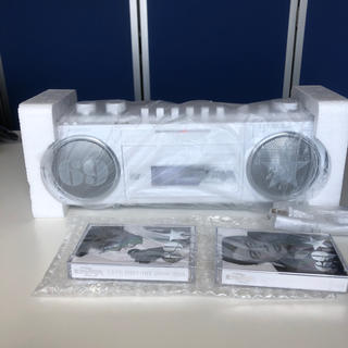 ヤザワコーポレーション(Yazawa)の矢沢永吉 オリジナルラジカセ&オリジナルカセットテープ(ラジオ)