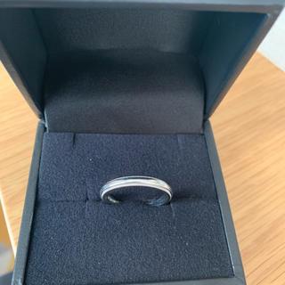 ティファニー(Tiffany & Co.)のティファニー ミルグレイン メンズ(リング(指輪))
