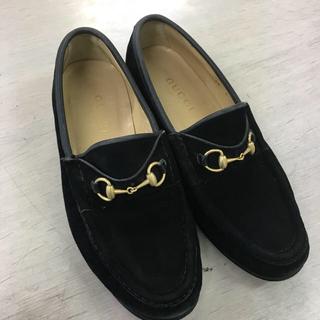 グッチ(Gucci)のグッチ ビットローファー 38c(ローファー/革靴)