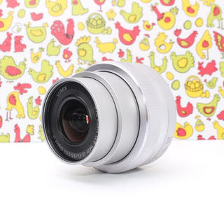 パナソニック(Panasonic)の新品級❤️超コンパクト❤️ルミックス LUMIX VARIO 12-32mm❤️(レンズ(ズーム))