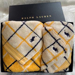 ラルフローレン(Ralph Lauren)のラルフローレン タオルセット(タオル/バス用品)