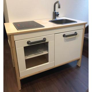 イケア(IKEA)のIKEA おままごと イケア キッチン DUKTIG ドゥクティグ 引き取り対応(知育玩具)