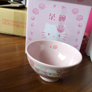 ハローキティ(ハローキティ)のキティ 茶碗(食器)