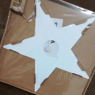イケア(IKEA)の星形 照明 七夕 飾り インテリア スター ライト ランプ(フロアスタンド)