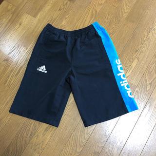 アディダス(adidas)のadidas 黒160(パンツ/スパッツ)