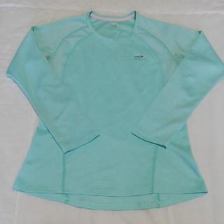 ティゴラ(TIGORA)のTIGORA ペパーミントグリーン ロングスリーブTシャツ(Tシャツ(長袖/七分))