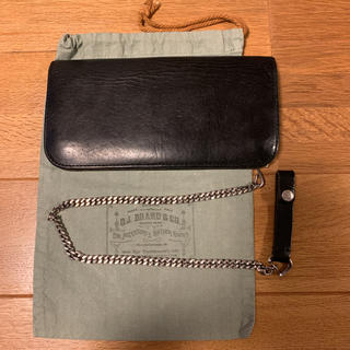 テンダーロイン(TENDERLOIN)の人気品! OLD JOE オールドジョー  財布 ウォレットチェーン ブラック(長財布)