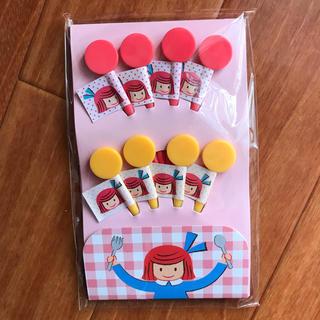 ファミリア(familiar)のマドレーヌちゃん  ピック(弁当用品)
