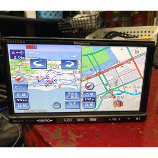 パナソニック(Panasonic)のパナソニック  HDDナビ   HW890DFA(カーナビ/カーテレビ)