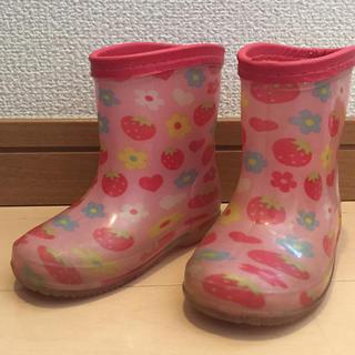 ニシマツヤ(西松屋)の長靴 14センチ(長靴/レインシューズ)