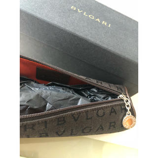 ブルガリ(BVLGARI)の正規品BVLGARIペンケース(ペンケース/筆箱)