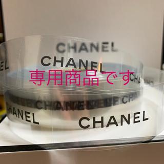 シャネル(CHANEL)のCHANEL クリア ステッカー 10枚(シール)